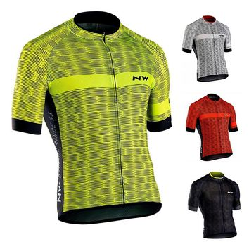 Team New 2018 Summer Cycling Jersey Racing Sport Bike Clothes Tops Maillot ropa Ciclismo