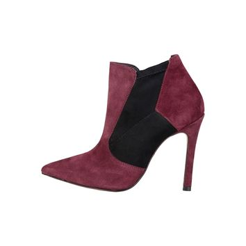 Fontana 2.0 Red Ankle Boots