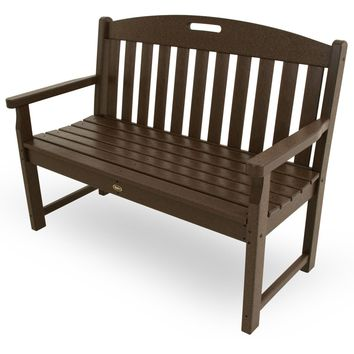 "Trex Outdoor Furniture Yacht Club 48"" Bench"