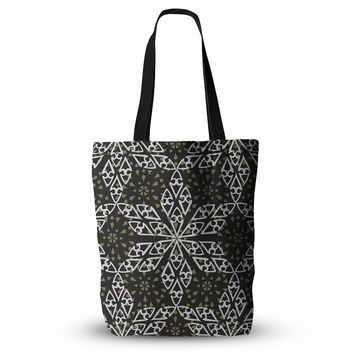 """Miranda Mol """"Ethnical Snowflakes"""" Tote Bag, 13"""" x 13"""" - Outlet Item"""