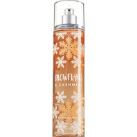 SNOWFLAKES AND CASHMEREFine Fragrance Mist