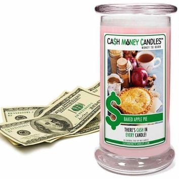 Baked Apple Pie | Cash Money Candle®
