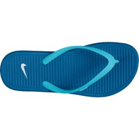 Nike Women's Solarsoft II Flip Flops - Blue | DICK'S Sporting Goods