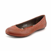 BORN BURGUNDY FLATS - RED BERRY