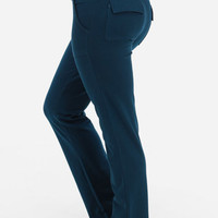 Cheap Trendy Dark Teal Sweat Pants in ACTIVEWEAR