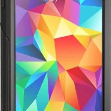Otterbox [Commuter Series] Samsung Galaxy S5 Case - Retail Packaging Protective Case for Galaxy S5  - Black