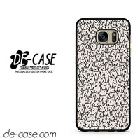 Cats Art Collage DEAL-2473 Samsung Phonecase Cover For Samsung Galaxy S7 / S7 Edge