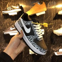 [Free Shipping ] Nike Air Force 1 Love Valentine's Day Basketball Sneaker