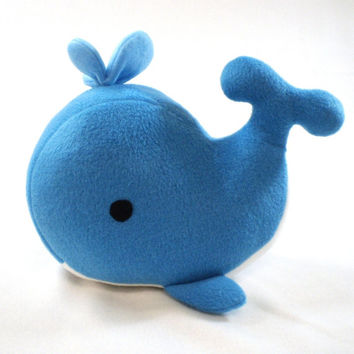 Whale Animal Plush Toy