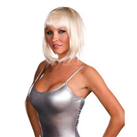 Dreamgirl Womens Going Gaga Halloween Party Costume Wig