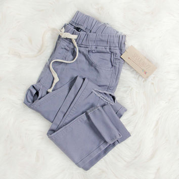 Canyon Sugar Pants in Gray