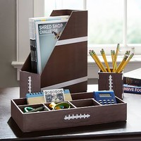 Printed Desk Accessories- Football