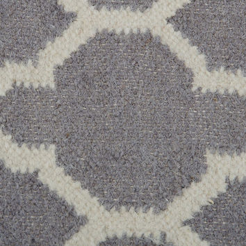 Linie Design Adelyn Grey Wool large Size Rug VGLDADELYN-GRY