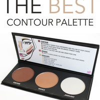 Contour Effects Palette City Color