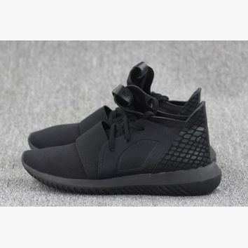 Women Men Running Sport Casual Shoes Sneakers Pure black