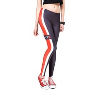Mass Effect Leggings - Wizards of the West