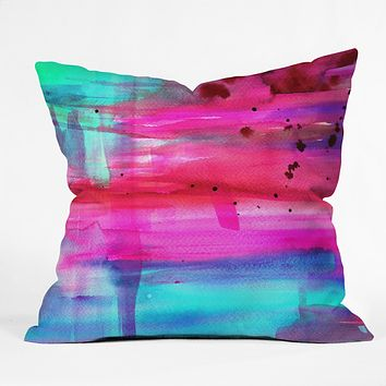 Sophia Buddenhagen Reflection Throw Pillow