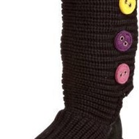 UGG Cardy II Boots Heather Grey