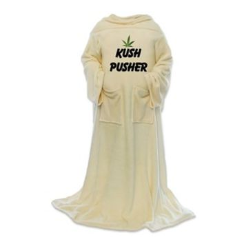 KUSH PUSHER Blanket Wrap> KUSH PUSHER> 420 Gear Stop