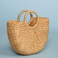 Vacay Escape Straw Tote