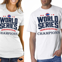 Chicago Cubs World Series, Cubs World Series Shirt, 2016 Cubs World Series Champions