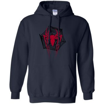Marvel Spider-Man Icon Graphic T-Shirt G185 Gildan Pullover Hoodie 8 oz.
