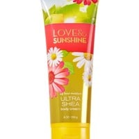 Ultra Shea Body Cream Love & Sunshine