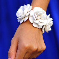 Picked For You Bracelet: Ivory | Hope's