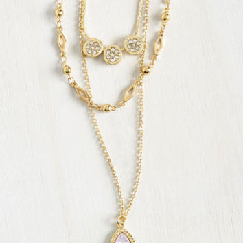 Charm Me Up! Necklace by ModCloth