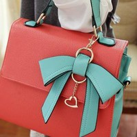 Cute Bowknot Handbag for Summer