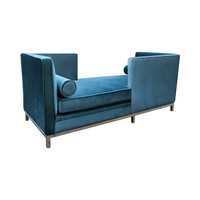 Troubadour Daybed in Blue