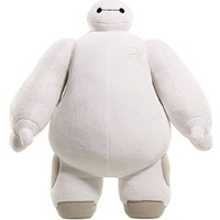 "2014 NEW Disney Store BIG Hero 6 Baymax Plush 15""with Tag"