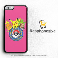 Pokemon Avengers iPhone 6 Case