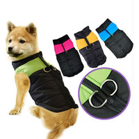 LS4G 2014 New Winter Warm Pet Dog Clothes Small Waterproof Dog Coat Jacket Winter Quilted Padded Puffer Pet Clothes