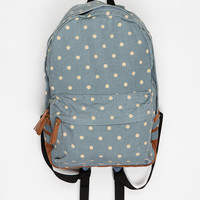 Carrot Polka Dot Backpack