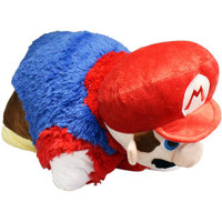 Super Mario Brothers: Mario Cushion Pillow Pet