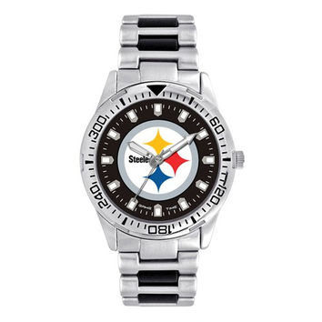 NFL Pittsburgh Steelers Heavy Hitter Watch
