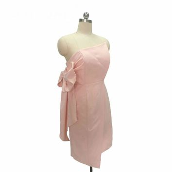 Bridesmaid dresses For wedding women Short Dress robes