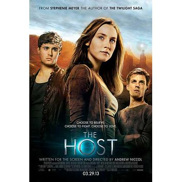 The Host 11x17 Movie Poster (2013)