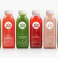 One-, Three-, or Five-Day Juice Cleanse from Jus by Julie (Up to 54% Off)