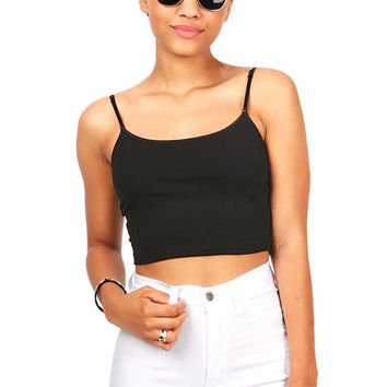 Best Cropped Cami