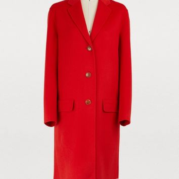 Sofie d'Hoore - Cashmere and wool coat