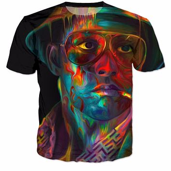 Heart of the American Dream | Fear And Loathing In Las Vegas T-Shirt