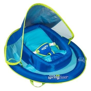 Swimways Infant Baby Spring Float with Sun Canopy