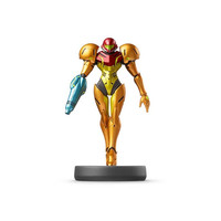 amiibo : SAMUS (Super Smash Bros.)