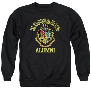 Harry Potter - Hogwarts Alumni Adult Crewneck Sweatshirt Officially Licensed Apparel
