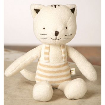 Coco The Kitten Organic Cotton Lovey Toy - Small