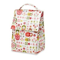 Sugarbooger® by o.r.e Lunch Sack in Matryoshka Doll