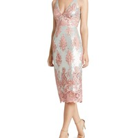 Dress the Population Angela Sequin & Lace Dress | Bloomingdales's
