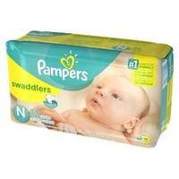 Pampers Swaddlers Diapers Jumbo Pack (Select Size)